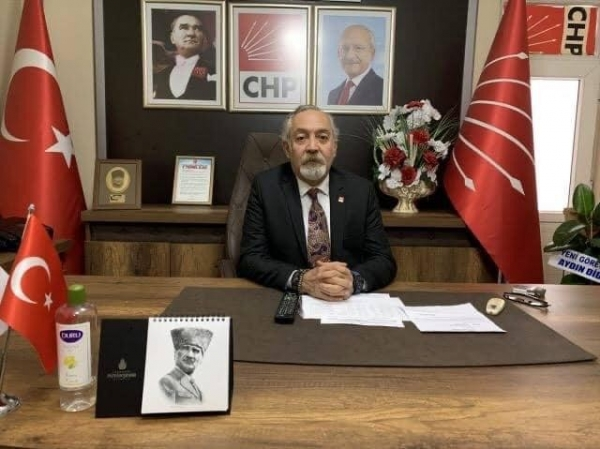 CHP Adıyaman'dan İzmir'e Yardım